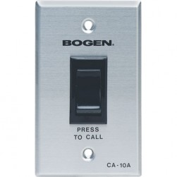 Bogen CA10A Call-In Switch with SCR Circuit
