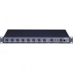 Bogen CAM8PRO Eight-Channel Two-Bus Mixer and Preamplifier