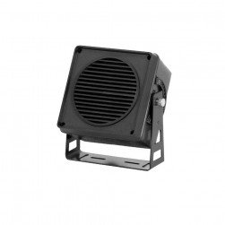 "Speco CBS240 5W 4"" Communications Extension Speaker Black"