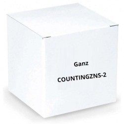 Ganz CountingZNS-2 2 Channel Counting lines Software