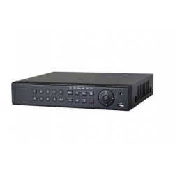 Cantek Plus CTPR-XE708 8 Channel HD-TVI Digital Video Recorder, No HDD