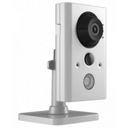 Cantek CTW-NC304-CU 4MP Wide Angle IR Cube Wi-Fi Network Camera
