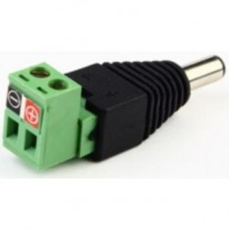 Cantek CT-PC100 Male Camera Power Connector
