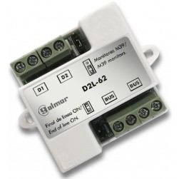 Alpha D2L-GB2 2-Monitor Run Splitter for GB2 System