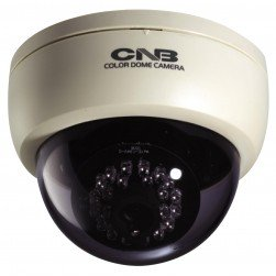 CNB D2760NIR Indoor IR Dome Camera 530 TVL