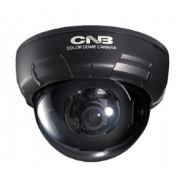 CNB D3710N 480 TVL Dome Camera, 3.8mm Lens