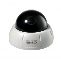 CNB DBB-24VF BLUE-i INDOOR DOME (100mm) - 580TVL TRUE DAY & NIGHT (ICR), 0.0002LUX (DSS On, B/W) X-WDR Up to 60 dB
