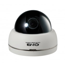 CNB DBN-24VF MonaLisa-2 600TVL Day/Night Dome Camera, Coax Control