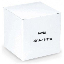 InVid DD1A-16-8TB SD-DEF 16 Channel Digital Video Recorder, 8TB
