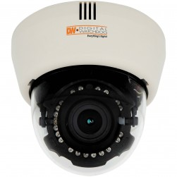 Digital Watchdog DWC-D4363TIR Star-Light Indoor True Day/Night Dome Camera, 3.3-12mm Lens