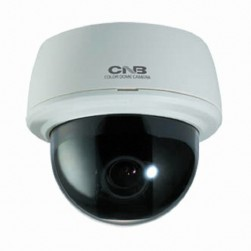CNB DKM-20VF 600TV Lines DC Iris Dome Camera