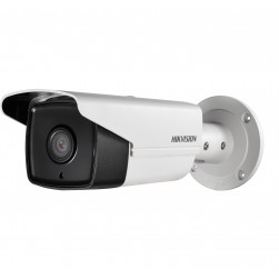 Hikvision DS-2CD4A26FWD-IZHS8-P 2 Megapixel Network Outdoor IR License Plate Camera, 8-32mm Lens Open Box