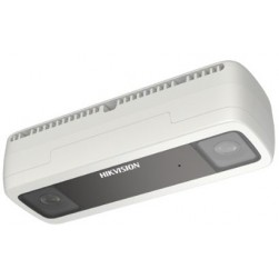 Hikvision DS-2CD6825G0-C-IVS 2 Megapixel Outdoor Dual-Lens People Counting Density Camera, 2mm Lens