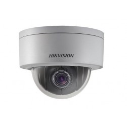 Hikvision DS-2DE3304W-DE 3Mp 4x Outdoor Network Vandal PTZ Camera Open Box