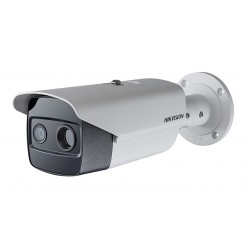 Hikvision DS-2TD2617-6-V1 160 X 120 Outdoor Network IR Thermal Optical DeepinView Bullet Camera