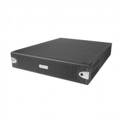 Pelco DSSRV2-040DVEUK 128 Channels Network Video Recorder with DVD, EUK Power Cord, 4TB