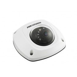 Hikvision DS-2CD2542FWD-IS-2-8MM 4 Megapixel Outdoor Network IR Mini Dome Camera, 2.8mm Lens