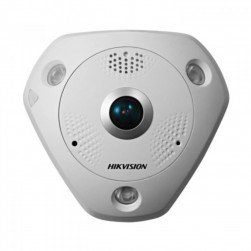 Hikvision DS-2CD6332FWD-IV 3Mp Outdoor WDR Fisheye Network Camera