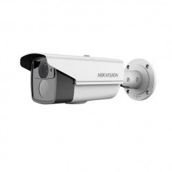 Hikvision DS-2CE16D5T-AVFIT3 HD 1080p Turbo HD Outdoor Varifocal EXIR Bullet Camera, 2.8-12mm Lens