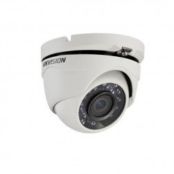 Hikvision DS-2CE56C2T-IRM-3-6MM HD 720p TurboHD Outdoor IR Turret Camera, 3.6mm Lens