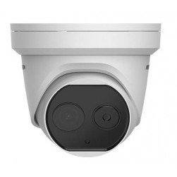 Hikvision DS-2TD1217-2-V1 160 X 120 Thermal-Optical DeepinView Outdoor Network Turret Camera