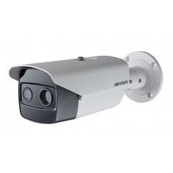 Hikvision DS-2TD2617-3-V1 160 X 120 Outdoor Network IR Thermal Optical DeepinView Bullet Camera