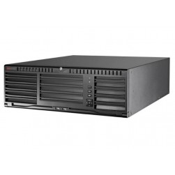 Hikvision DS-96064NI-I16 64 Channel Network Video Recorder, No HDD