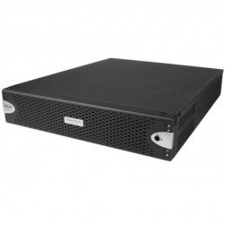 Pelco DSSRV2-160-US 128 Channels Network Video Recorder without Optical Disk Drive, 16TB