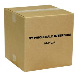 "NY Wholesale Intercom DT-IP-G24 4"" Guard Unit with Handset"