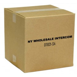 NY Wholesale Intercom DT821-S4 4 Button Call Module with Name Plate