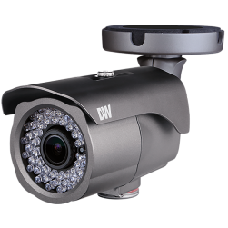 Digital Watchdog DWC-MB421TIR 2.1 Megapixel Network IR Outdoor Bullet Camera, 2.8-12mm Lens