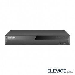 InVid ED3AI-8 8 Channel 4K TVI/AHD/CVI/Analog/IP Universal Port Digital Video Recorder, No HDD