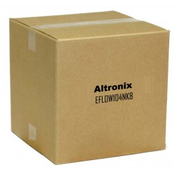 Altronix EFLOW104NK8 8 Channel 6Amp 12VDC/24VDC Access Control Power Supply