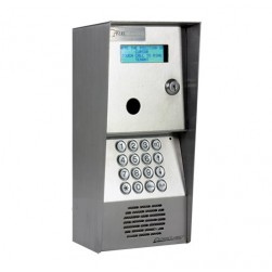 Keri Systems EGT-250CO Entraguard Titanium Telephone Entry System with Camera, Hands Free
