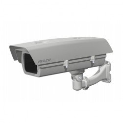 Pelco EH20-P-H Compact Indoor/Environmental IP-Enabled with Heater & Blower, PoE, Wall Mount