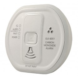 ELK ELK-6051 Wireless Carbon Monoxide Detector