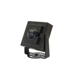 InVid ELEV-P4MIBP37 4 Megapixel IP Plug & Play Indoor Metal Case Camera, 3.7mm Lens