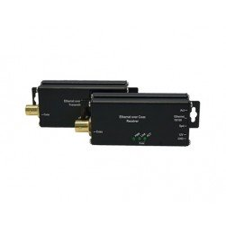 American Fibertek ET1100C-R-MT Receiver of 10/100Base-TX Ethernet Over Coaxial