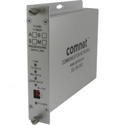 Comnet FDX60S1B RS232/422/485 2&4W Bi-directional Data Transceiver