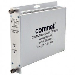 Comnet FVR1C1BM1 8-Bit Digitally Encoded Video Receiver