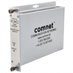 Comnet FVR1C1BS1 8-Bit Digitally Encoded Video Receiver