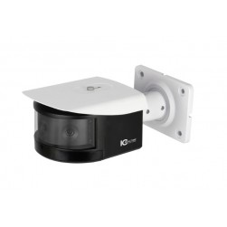 ICRealtime ICIP-PANO-A007 6 Megapixel Network IR Outdoor 180° Camera, 3.6mm Lens