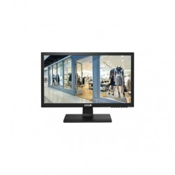"InVid IMHD-20HVB 19.5"" Full HD Monitor with CVBS In/Out, HDMI, VGA with Remote, No Audio"