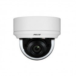Pelco IME229-1ES 2 Megapixel Network Outdoor Dome Camera, 3-9mm Lens