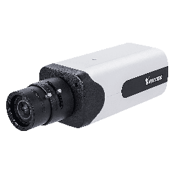 Vivotek IP9191-HP 8 Megapixel 4K Network Box Camera, 3.9-10mm Lens