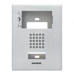 Aiphone IX-SDH Stainless Steel Surface Mount Security Housing