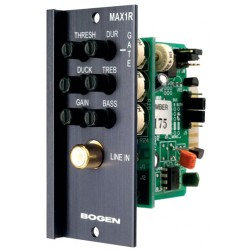 Bogen MAX1R Mono Auxiliary Input Module