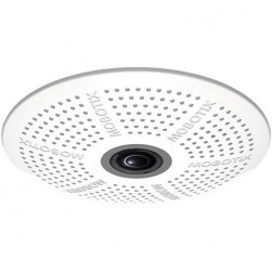Mobotix Mx-c26B-6D016 6 Megapixel Network Dome Camera with Day Sensor and B016 Lens