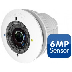 Mobotix MX-SM-N10-PW-6MP 6MP Night Sensor with L10-F2.0 Lens White