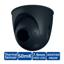 Mobotix MX-SM-PTMount-Thermal-L43-BL Thermal Sensor Module Black